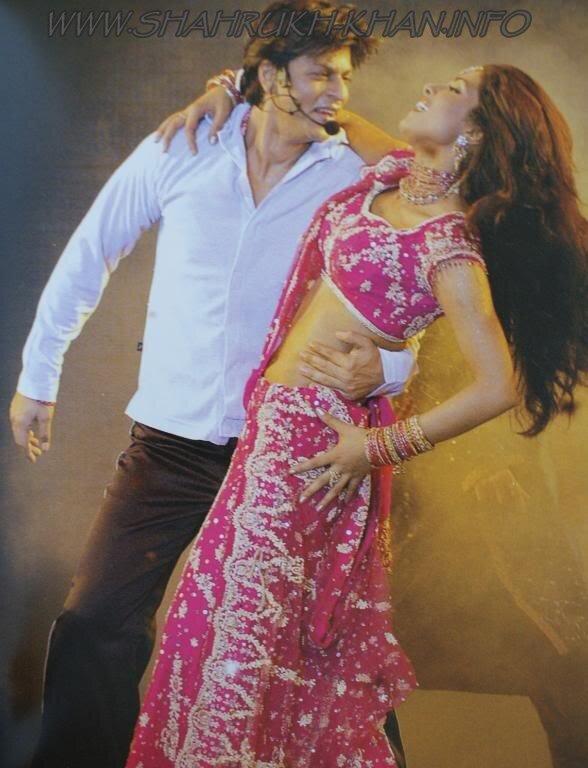 Shahrukh Khan & Priyanka Chopra
