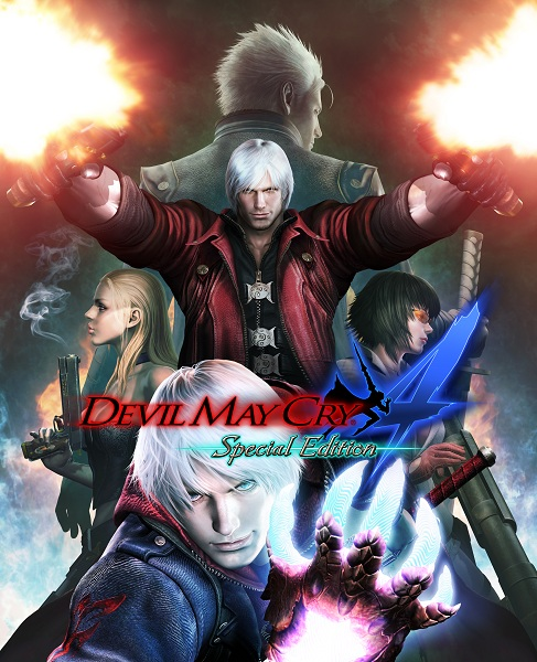 Devil May Cry® 4 Special Edition (2015/ENG/MULTI6/Full/Repack)
