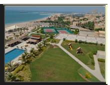 ОАЭ. Рас эль Хайма. Al Hamra Palace Beach Resort
