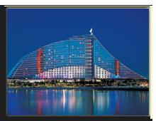 ОАЭ. Дубаи. Jumeirah Beach Hotel