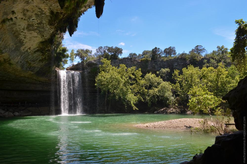 Водопад Хамилтона