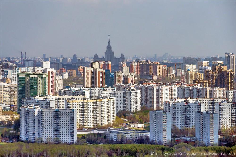 10. Тропаревская улица.