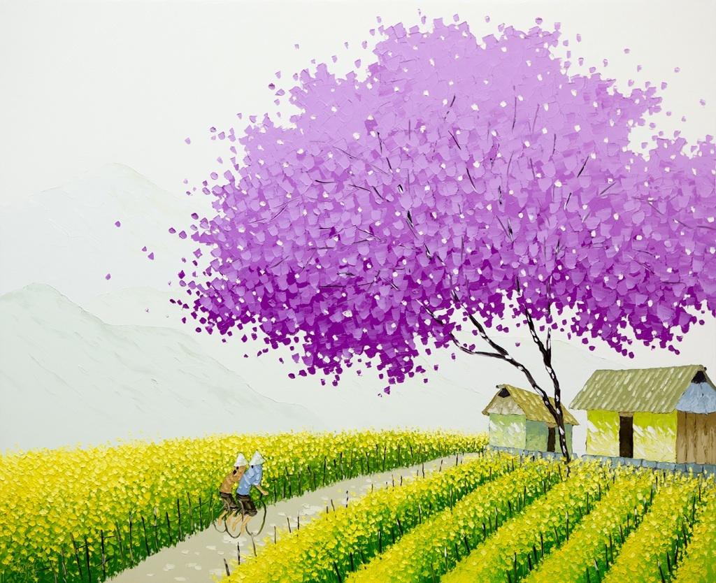 Красочные пейзажи Фан чт Транг