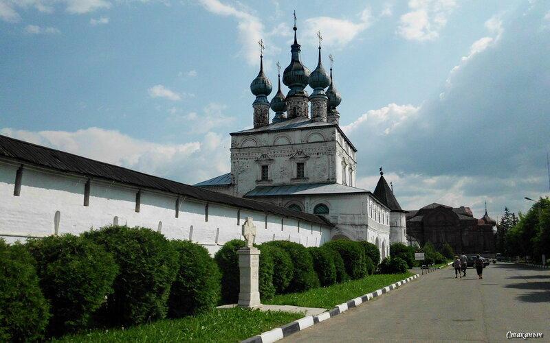 Михайло-Архангельский монастырь (Юрьев-Польский)