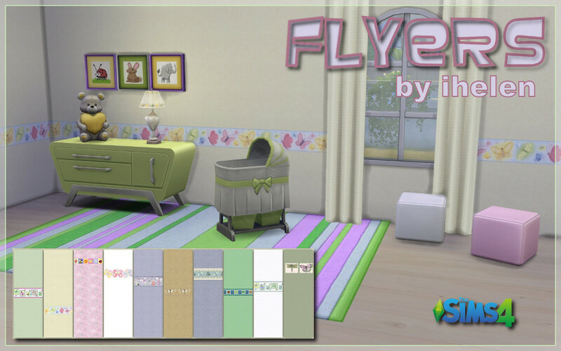 Flyers Walls by ihelen