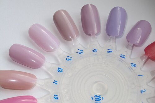 pink polishes 6