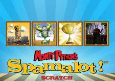 Spamalot Scratch бесплатно, без регистрации от PlayTech