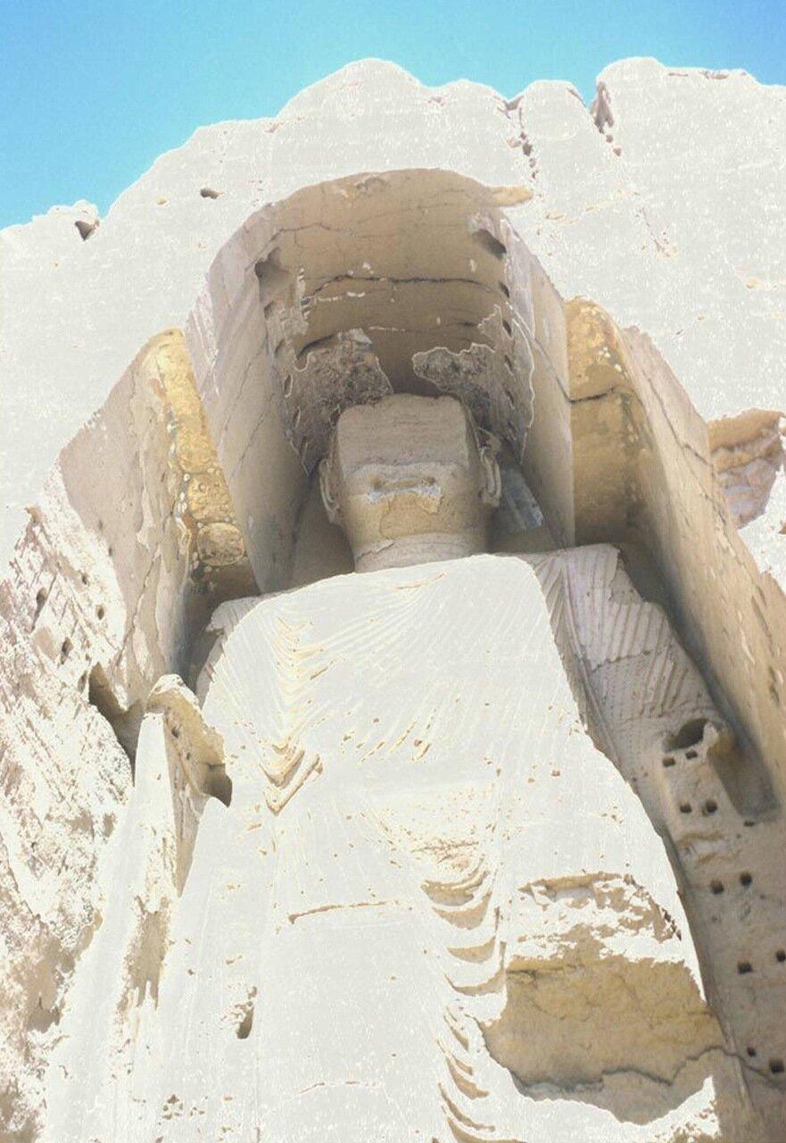 Великий Будда Бамиана