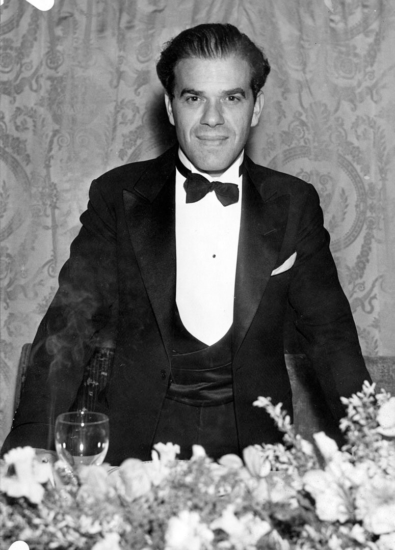 1933. Фрэнк Капра — номинация на Оскар за «Леди на один день»(Lady for a Day)