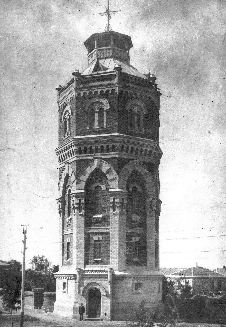 Водонапорная башня. 1910