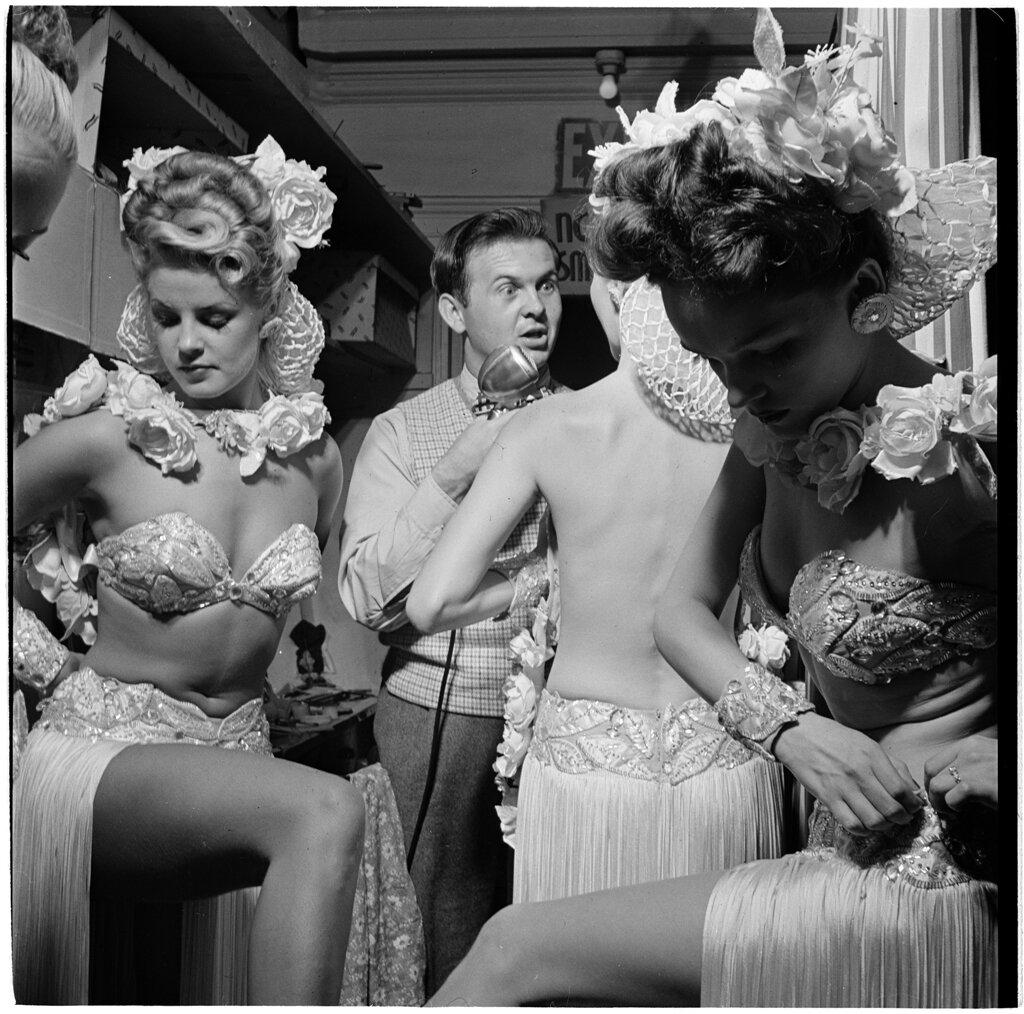 1946. Джонни Грант