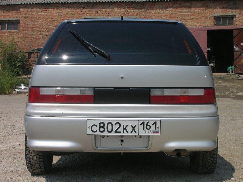 Dd D F Xl on Suzuki Cultus 1999 From Russia With Love