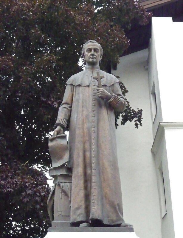 Памятник декану церкви, 1809 г.