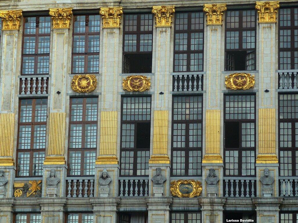 Дом герцогов Брабантских.