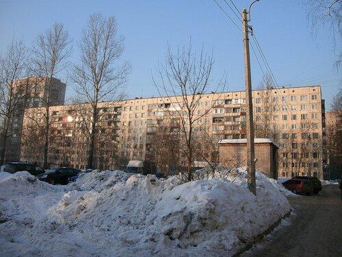 ул. Подвойского 50к3