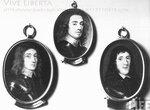 сыновья Оливера Кромвеля
