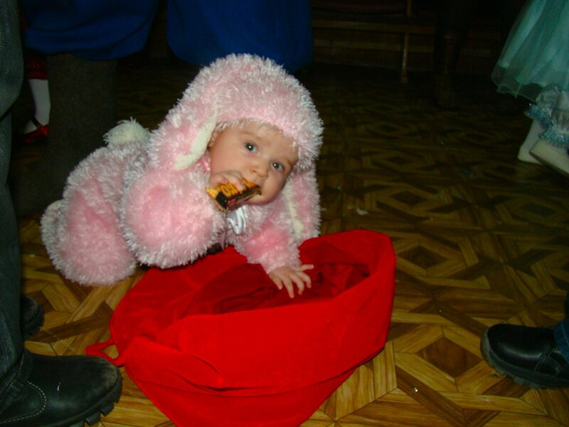 карнавальный костюм Зайка / костюм зайчика на мальчика 2 лет