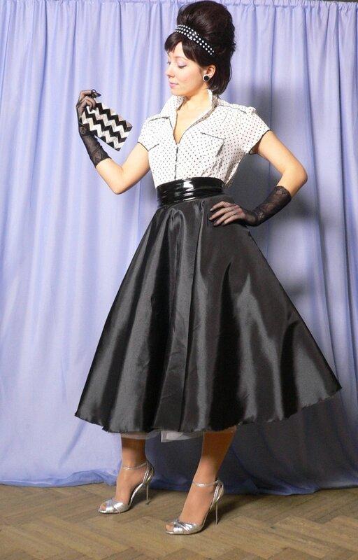 0 5a12d d9dcd88a XL Коллекция костюмов «Стиляги» в стиле 1950 х годов (фотографии)
