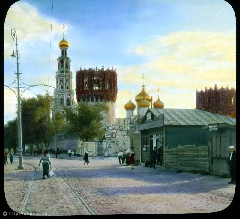 religion_- Новодевичий монастырь