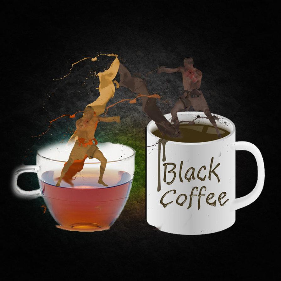 прикольные картинки про чай и кофе зависимости физических особенностей