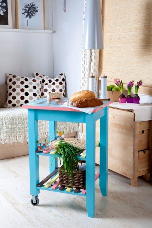 Шпаклевка мебели мастер класс поделка #4