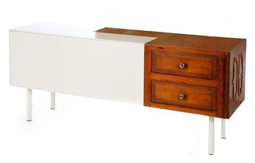 Мебель в винтажно-современном стиле