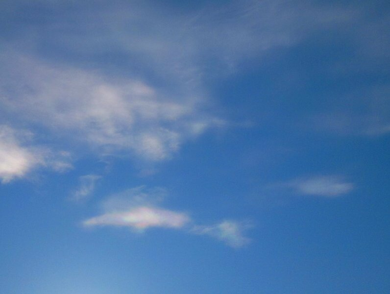 Радужные облака 2011.04.04
