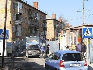 Сергей Дарькин: «Дорожное строительство не должно мешать нормальной жизнедеятельности Владивостока»