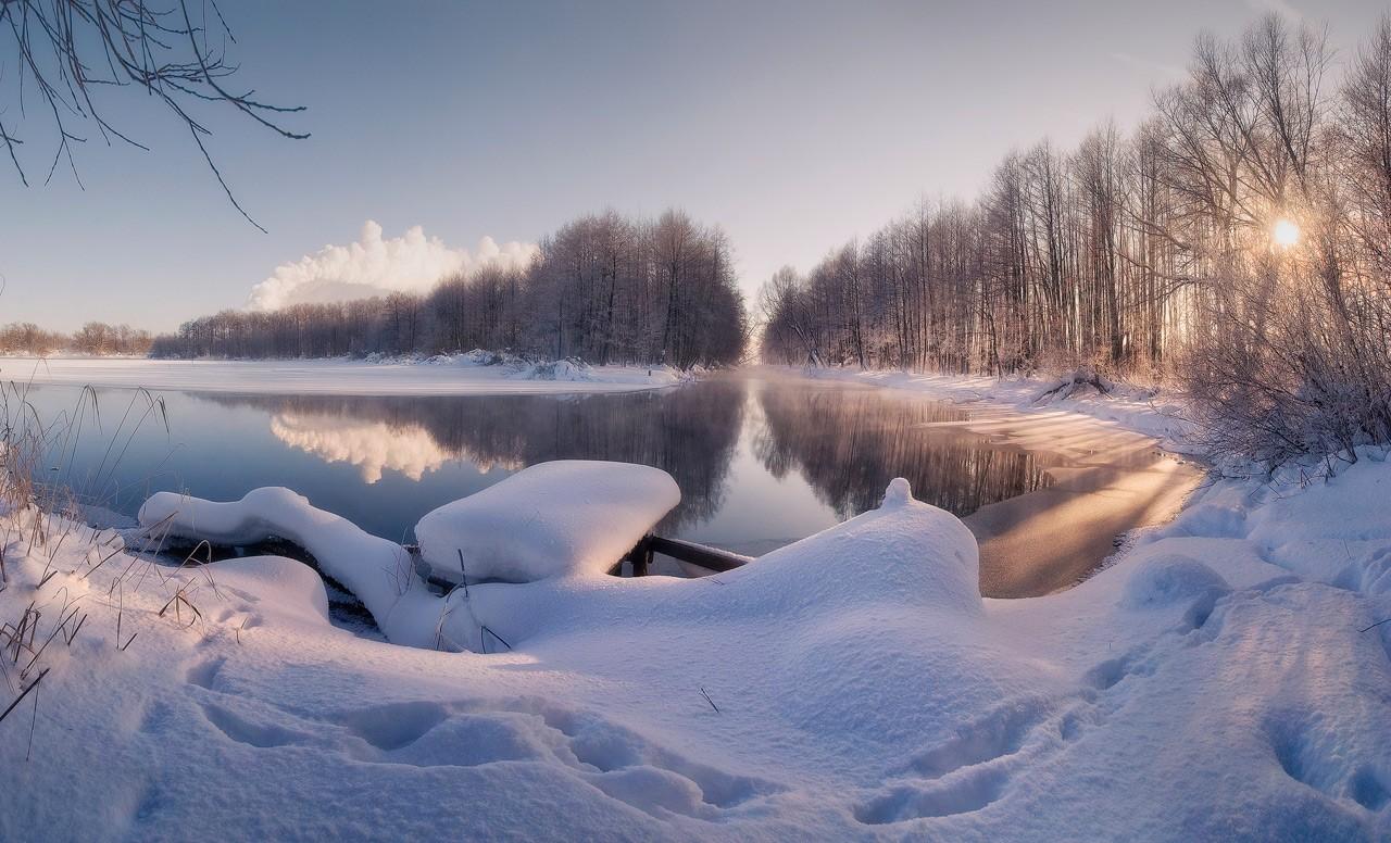Зима уходит