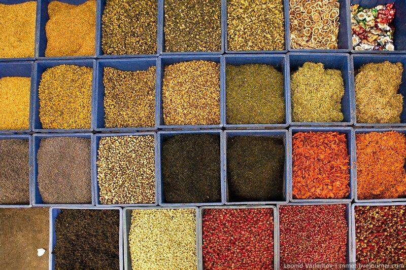 чай нв рынке в Китае