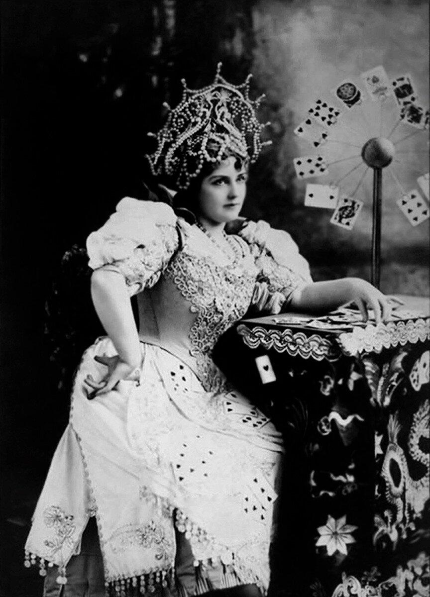 Lillian Russell 1895