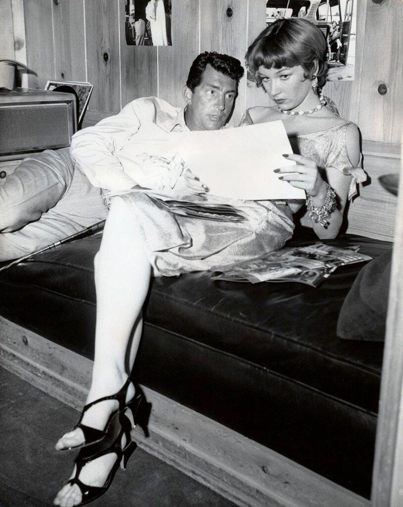Shirley MacLAINE , Dean MARTIN
