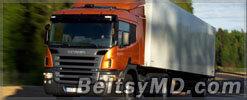 В Бельцах будет введён денежный сбор с грузовиков