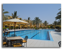 ОАЭ. Рас эль Хайма. Al Hamra Village Golf & Beach Resort