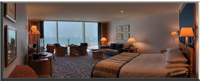 ОАЭ. Дубаи. Jumeirah Beach Hotel. Ocean Deluxe Double
