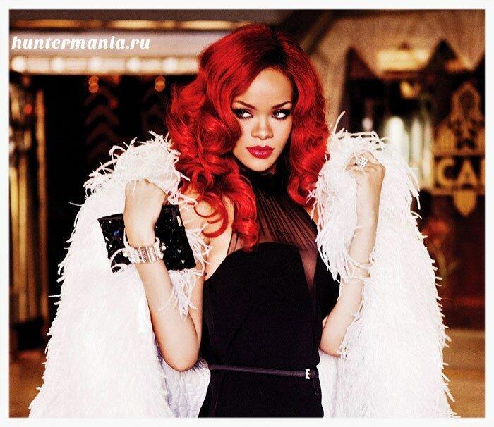 ������ (Rihanna) ��� ������� Glamour