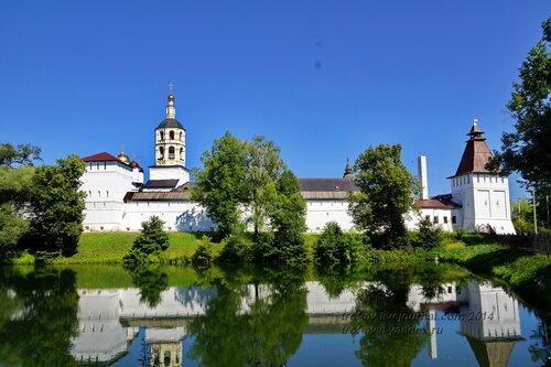Свято-Пафнутиев Боровский монастырь
