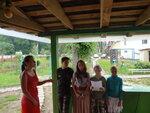 Православный лагерь в селе Николо-Прозорово 2012