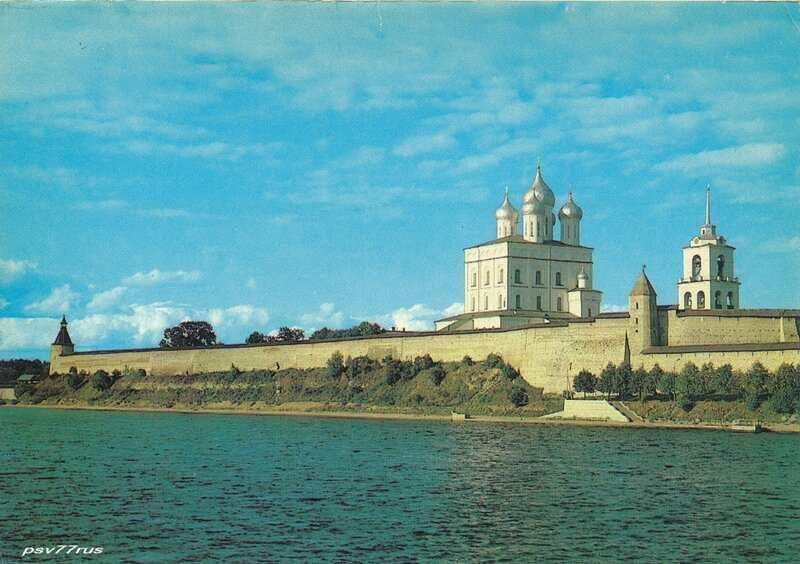 Кремль. XIII-XVII вв.