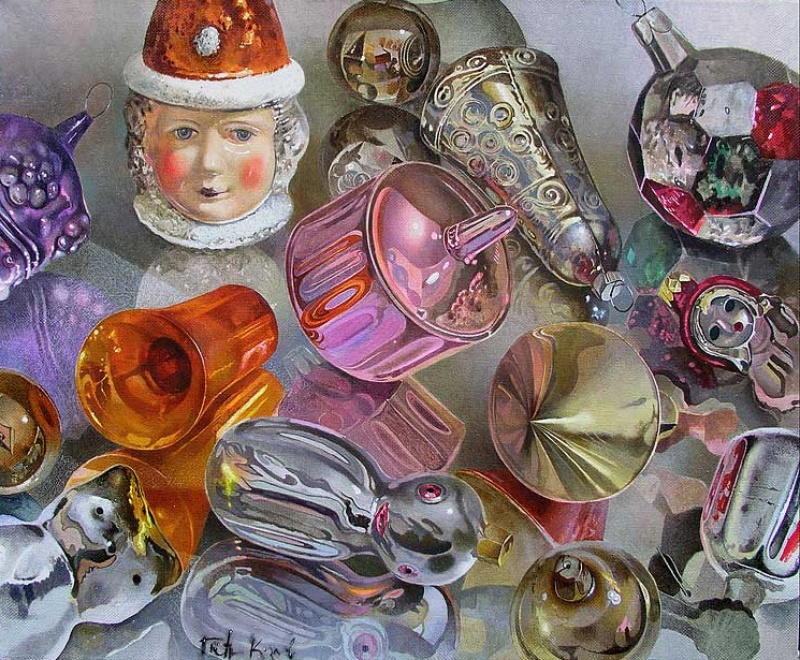 Петр Козлов, «Старые игрушки»