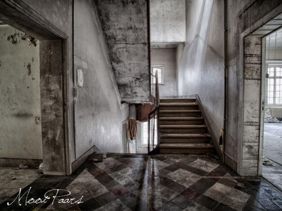 6. Другие здания еще функционировали до 2007 года, пока психиатрическая больница в Бельгии не п