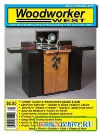 Журнал Woodworker West №1 (January-February 2015)