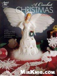 Книга A Crochet Christmas