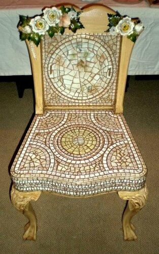 Мозаика как способ декорирования