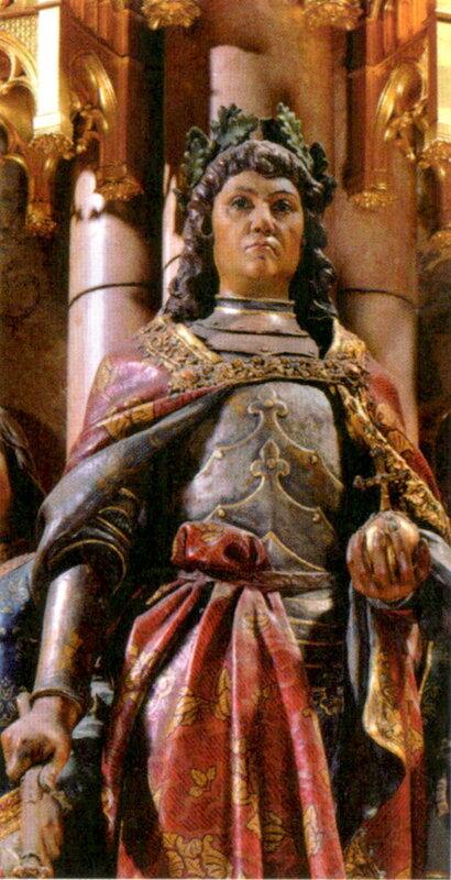 Король Матьяш I Корвин (1443–1490)