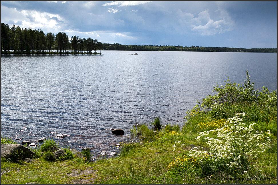 Озеро Контоккиярви
