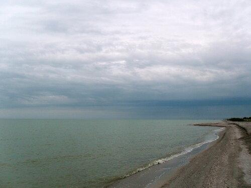 На Азовском побережье