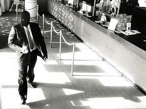 В Находке ограбили филиал банка