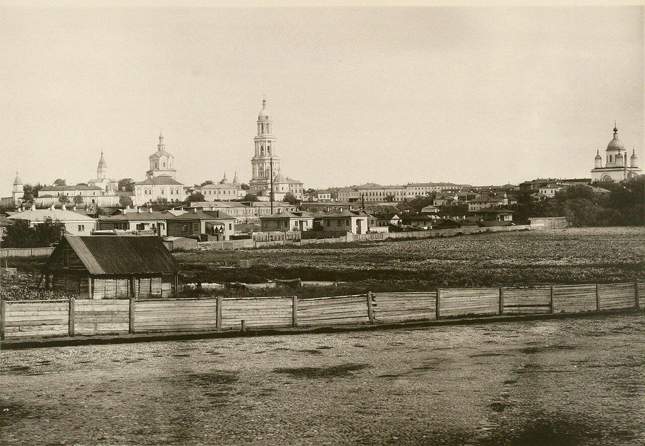 363. Вид Спасо-Андроникова монастыря (с Полуярославской улицы)