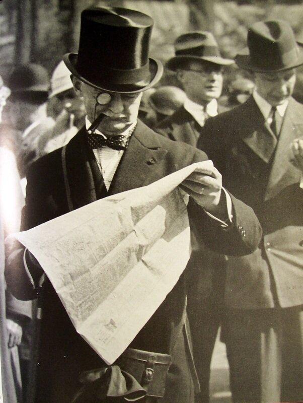 1932. Ипподром Лоншан